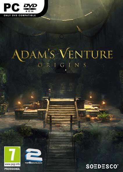 Adams Venture Origins | تاپ 2 دانلود