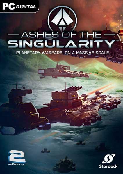 Ashes of the Singularity   تاپ 2 دانلود