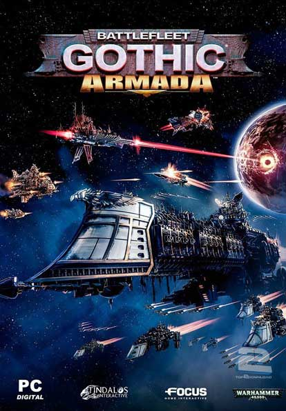 Battlefleet Gothic Armada   تاپ 2 دانلود