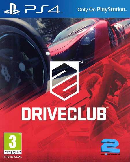 Driveclub | تاپ 2 دانلود