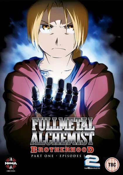 Fullmetal Alchemist Brotherhood | تاپ 2 دانلود