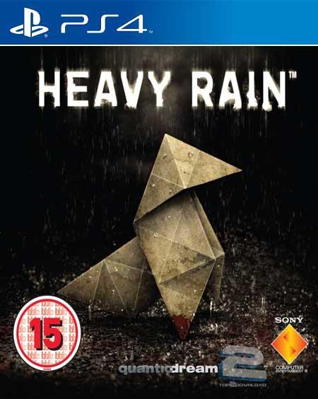 Heavy Rain | تاپ 2 دانلود