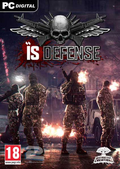 IS Defense | تاپ 2 دانلود