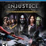 دانلود بازی Injustice Gods Among Us Ultimate Edition برای PS4