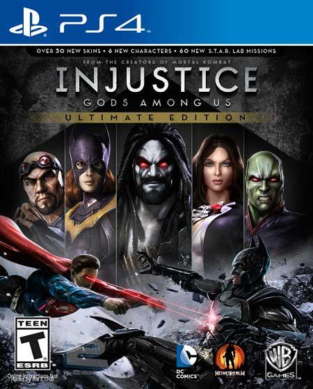 Injustice Gods Among Us Ultimate Edition | تاپ 2 دانلود