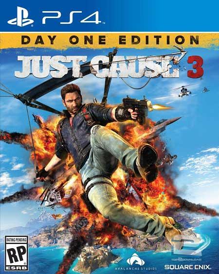 Just Cause 3 | تاپ 2 دانلود