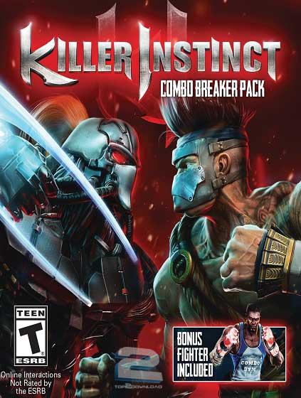 Killer Instinct | تاپ 2 دانلود