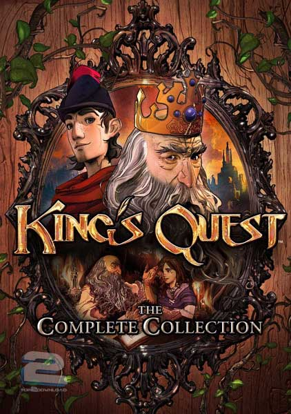 Kings Quest Chapter 3 | تاپ 2 دانلود