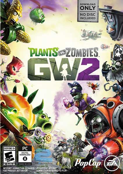 Plants vs Zombies Garden Warfare 2 | تاپ 2 دانلود