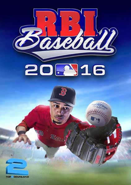 R.B.I. Baseball 16   تاپ 2 دانلود