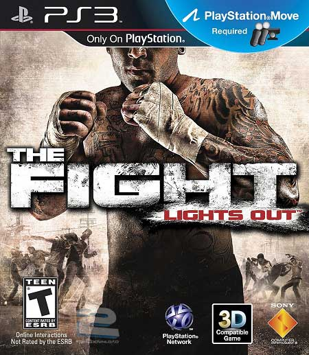 The Fight Lights Out | تاپ 2 دانلود