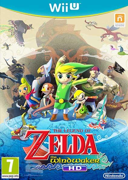 The Legend of Zelda The Wind Waker HD | تاپ 2 دانلود