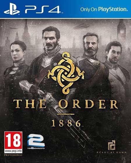 The Order 1886   تاپ 2 دانلود