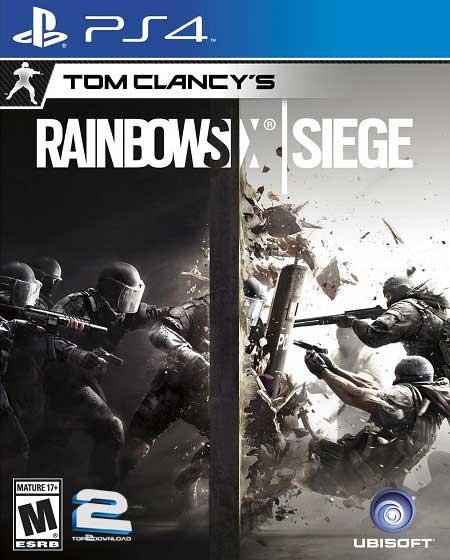 Tom Clancys Rainbow Six Siege   تاپ 2 دانلود