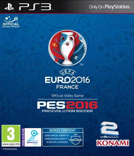 UEFA Euro 2016 France | تاپ 2 دانلود
