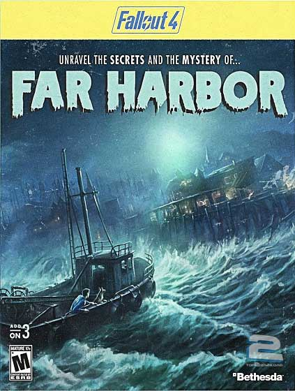 Fallout 4 Far Harbor DLC | تاپ 2 دانلود