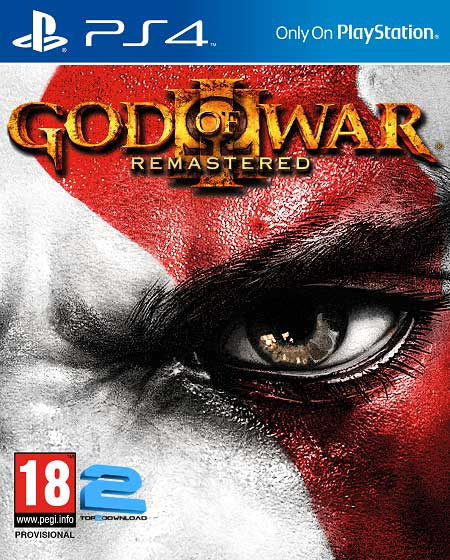 God of War III Remastered | تاپ 2 دانلود