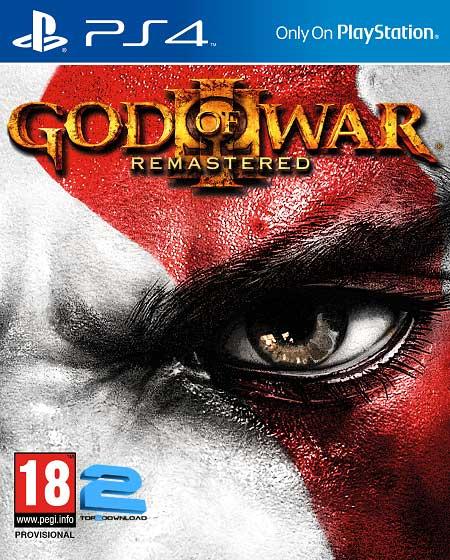 God of War III Remastered | تاپ 2 دانلود