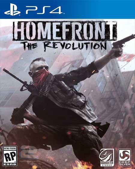 Homefront The Revolution | تاپ 2 دانلود