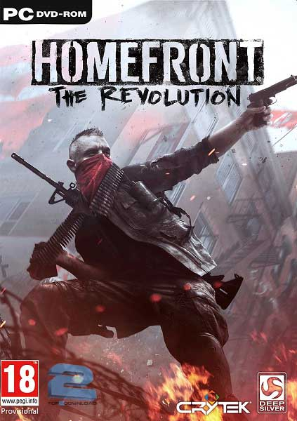 Homefront The Revolution | تایپ 2 دانلود