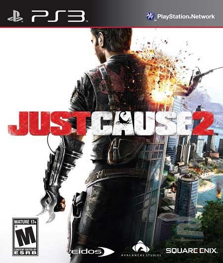 Just Cause 2 | تاپ 2 دانلود