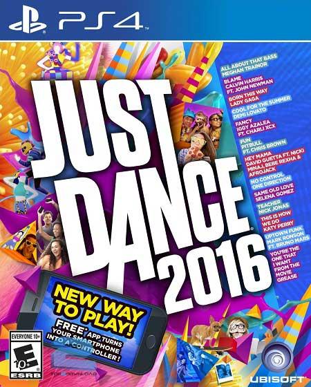Just Dance 2016   تاپ 2 دانلود