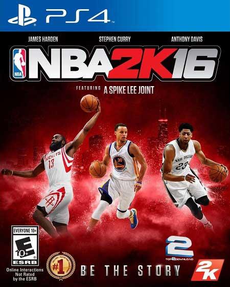 NBA 2K16 | تاپ 2 دانلود