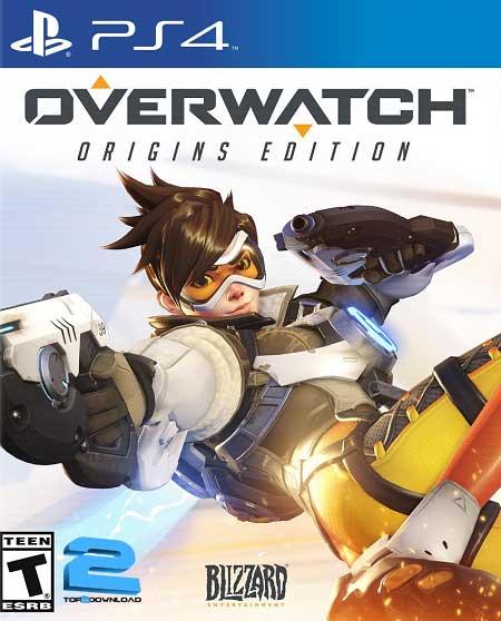 Overwatch Origins Edition | تاپ 2 دانلود