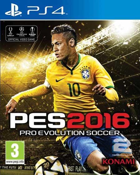 Pro Evolution Soccer 2016 | تاپ 2 دانلود