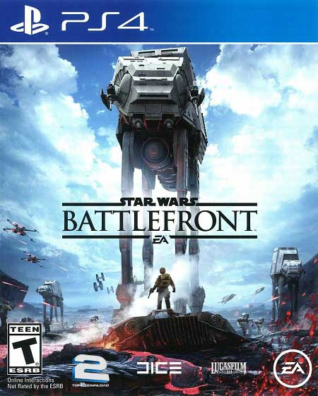 Star Wars Battlefront | تاپ 2 دانلود