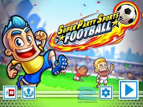 Super Party Sports Football | تاپ 2 دانلود