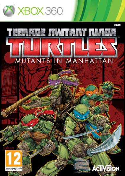 TMNT Mutants in Manhattan | تاپ 2 دانلود