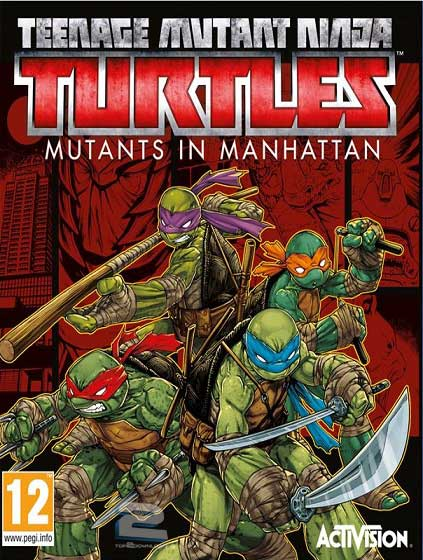 Teenage Mutant Ninja Turtles Mutants in Manhattan | تاپ 2 دانلود