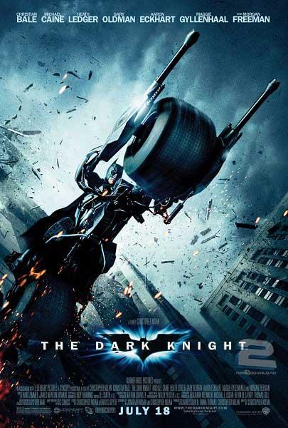The Dark Knight 2008 | تاپ 2 دانلود