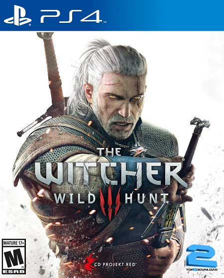 The Witcher 3 Wild Hunt   تاپ 2 دانلود