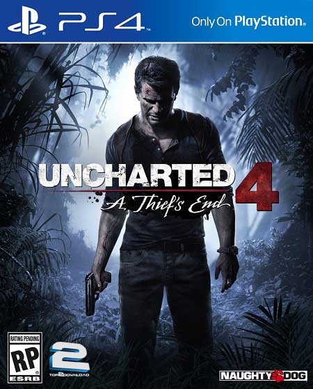 Uncharted 4 A Thiefs End | تاپ 2 دانلود