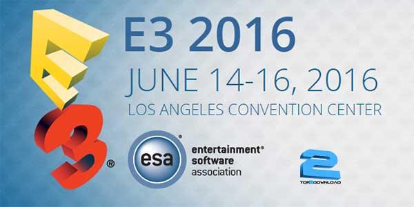 E3 2016 | تاپ 2 دانلود