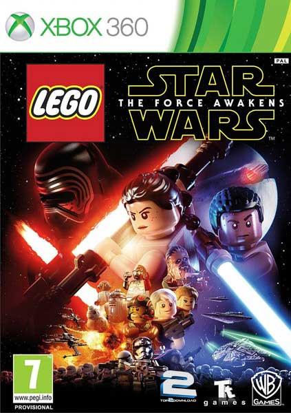 LEGO Star Wars The Force Awakens | تاپ 2 دانلود