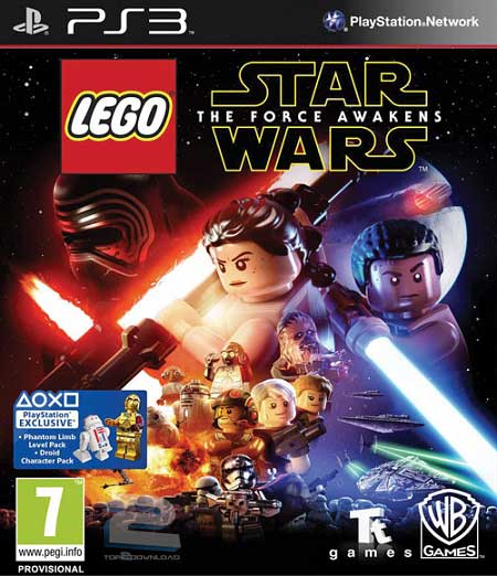 LEGO Star Wars The Force Awakens | تاپ 2 دانلود