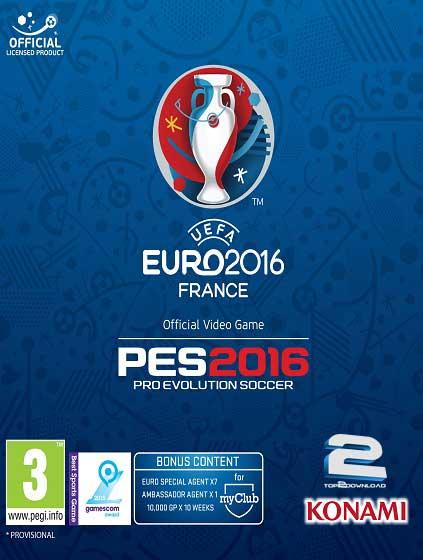 UEFA Euro 2016 France   تاپ 2 دانلود