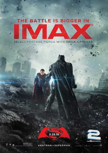 Batman v Superman Dawn of Justice 2016 | تاپ 2 دانلود