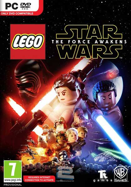 LEGO STAR WARS The Force Awakens v1.03 incl DLC | تاپ 2 دانلود