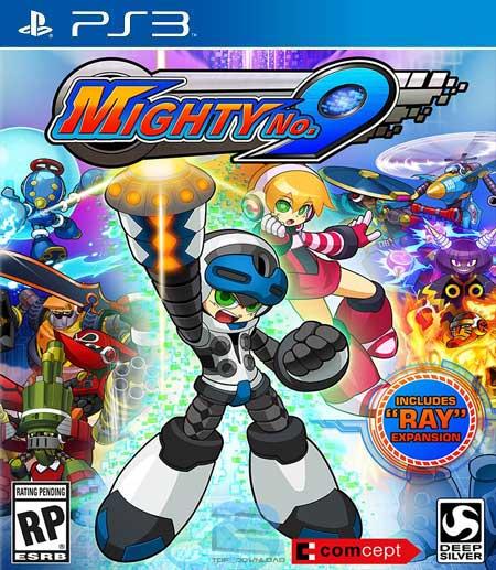 Mighty No 9 | تاپ 2 دانلود