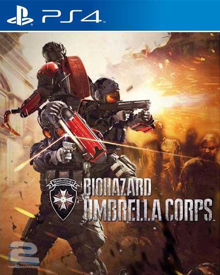 Umbrella Corps | تاپ 2 دانلود