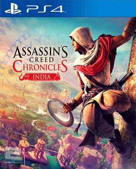 Assassins Creed Chronicles India | تاپ 2 دانلود