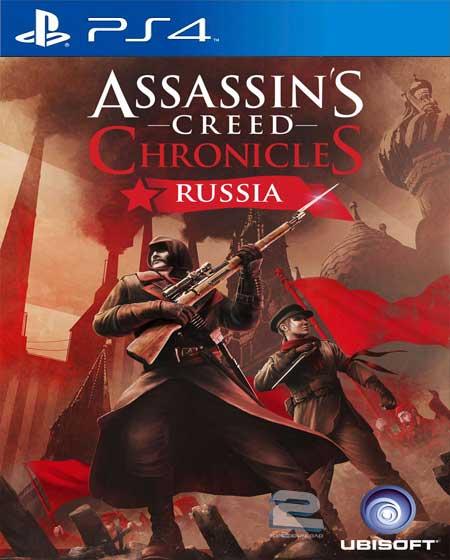 Assassins Creed Chronicles Russia | تاپ 2 دانلود