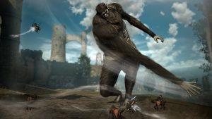 دانلود بازی Attack on Titan Wings of Freedom برای PS3 | تاپ 2 دانلود