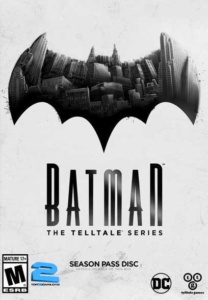 Batman The Telltale Series   تاپ 2 دانلود