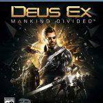 دانلود بازی Deus Ex Mankind Divided برای PS4