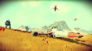 دانلود بازی No Mans Sky برای PS4 | تاپ 2 دانلود
